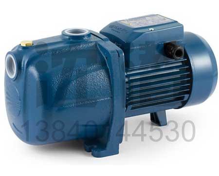 多级泵(15)