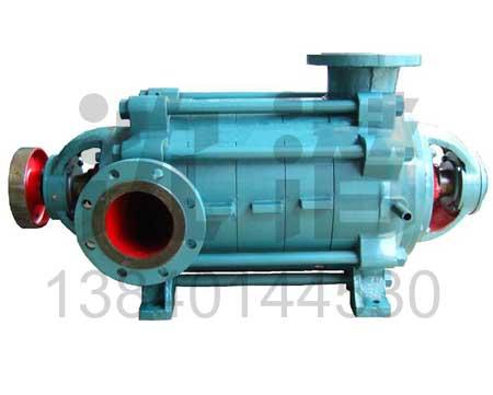 多级泵(16)