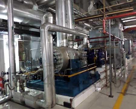 给水泵(4)