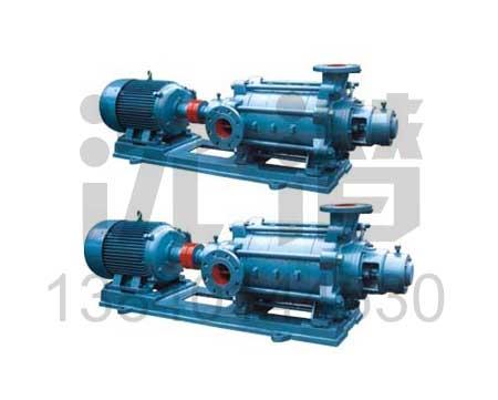 多级泵(9)
