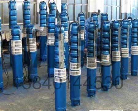 QJ潜水泵